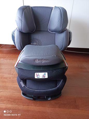 Cadeira Auto Pallas 2-fix CIBEX grupo 1/2/3