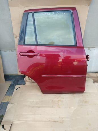Drzwi prawy tył prawe tylne Mazda 2 02-07r