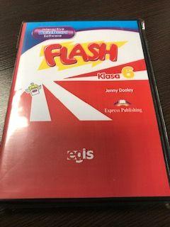 Oprogramowanie do tablic interaktywnych do książki Flash 6