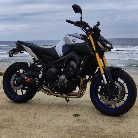 Mota Yamaha MT 09SP