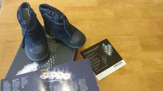 Ботинки сапожки GEOX respira