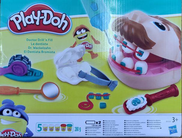 Hasbro Play-Doh Ciastolina dentysta B5520