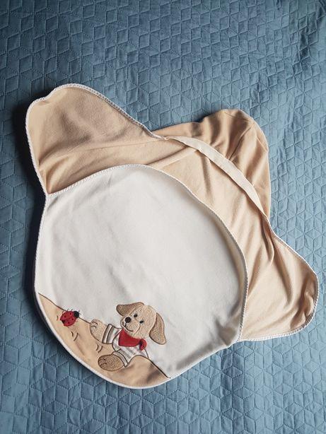 Otulacz/kocyk do fotelika dla niemowlaka Sterntaler