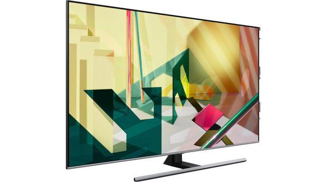 Телевизор Samsung QE75Q75T Модель 2020 г.