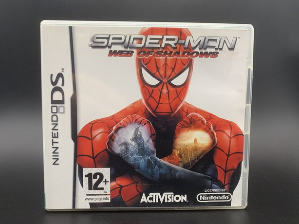 Nintendo DS Spider-Man: Web of Shadows