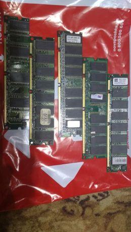 Память SDRAM за 100гр 6 планок