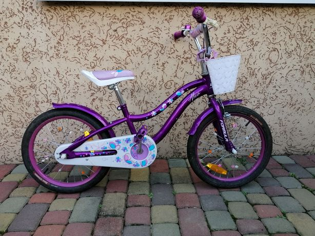 Велосипед детский 18 колеса