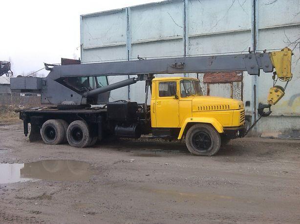 Автокран КРАЗ КС 4574А 1993 год