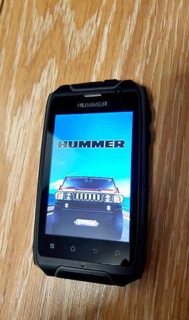 Обмен ударопрочний и водонепроницаемый смартфон Hummer h1+