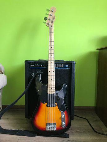 Fender Precision Bass , комбик BXR Sixty