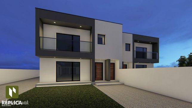 Andar Moradia T3 com jardim e logradouro em Espargo (em construção).