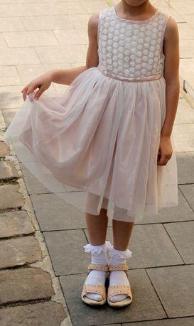 Сукенка святкова, плаття нарядне Pepco (Польща) на 4-6 років