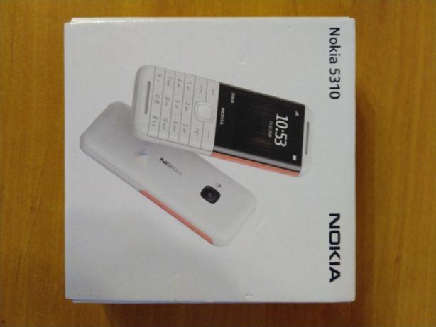 Nokia 5310 nowa , czarna