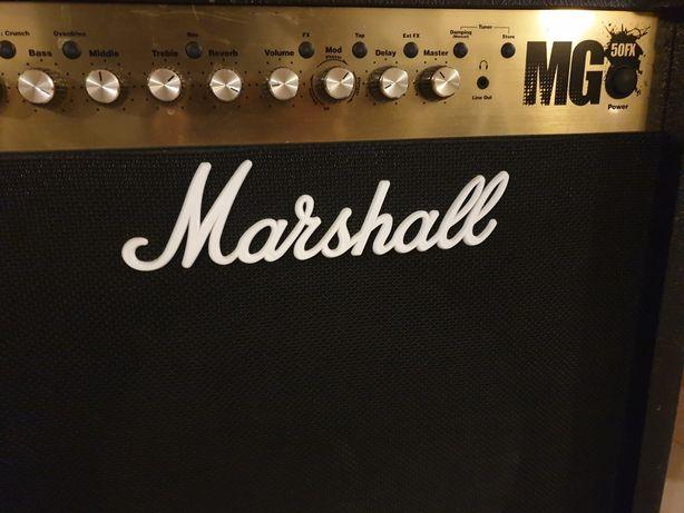 Wzmacniacz gitarowy Marshall MG 50