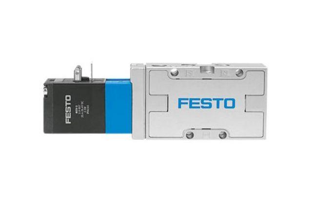 Zawór elektromagnetyczny FESTO MVH-5-1/8-B 19779