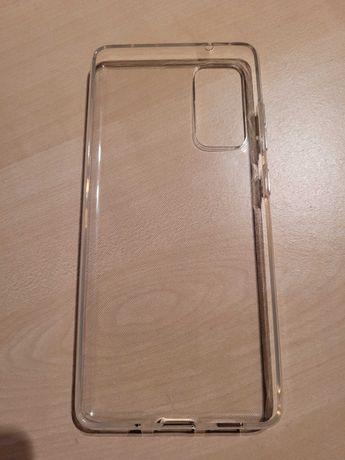 Etui+szybka ochronna Samsung galaxy S20 Fe