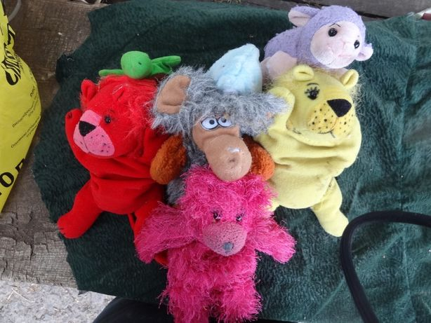 Мягкие детские игрушки ( импортные)