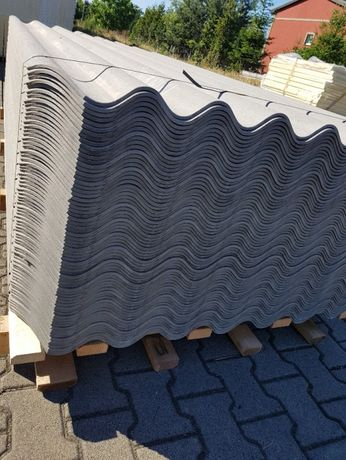 EURO FALA Bez Azbestu płyta ekologiczny nowoczesny ETERNIT CEMBRITT