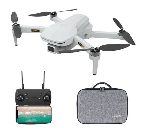(NOVO)Drone eachine ex5 5ghz 229g,GPS, 1km e bateria 30 min+mala trans