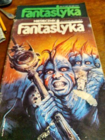 Czasopismo fantastyka 1988r