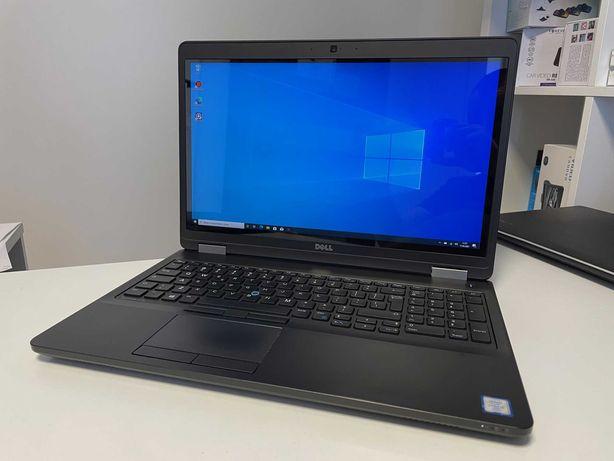 LAPTOP Dell E5570 Intel Core i5 6300U 8GB 240SSD Radeon R7 DOTYK n532
