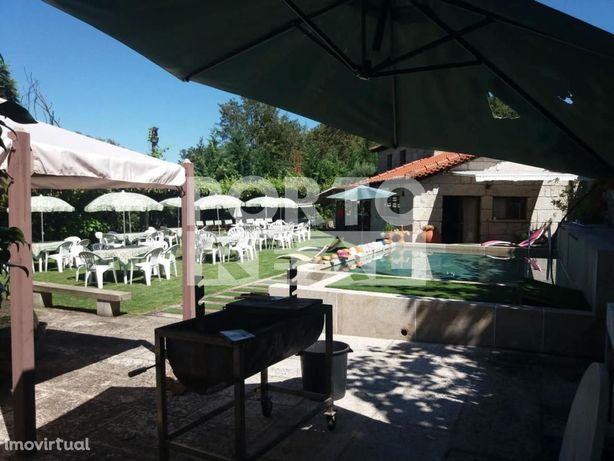 Quinta c/ piscina em Amarante