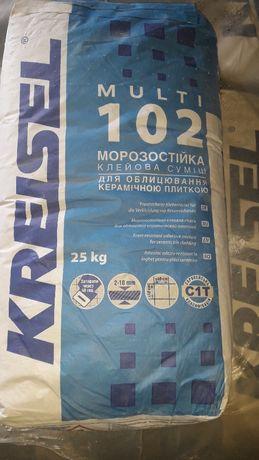 Продам сухие строительные смеси KREISEL