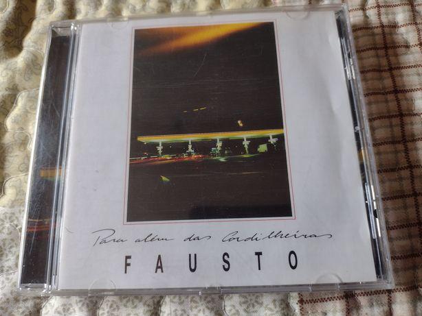 """CD Fausto """"Para além das cordilheiras"""""""