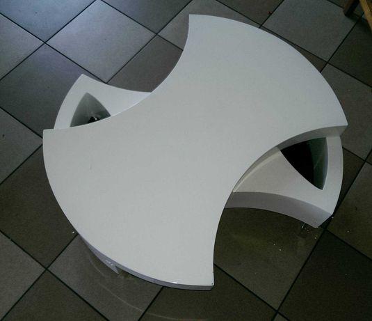 Nowy stolik Coffee Table Bond obracany z Anglii