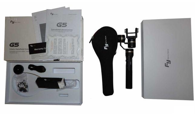 3-Axis Стабилизатор Для GoPro 5/6/7/8 - FEIYUTECH G5 - Идеал