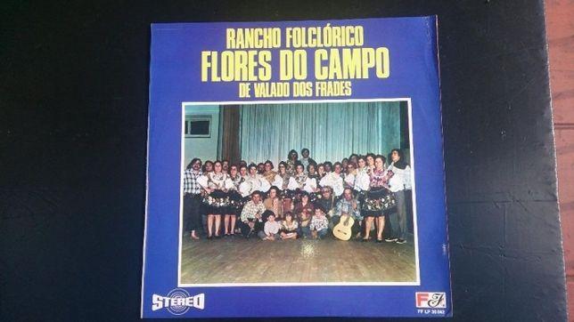 Vinil LP Rancho Folclorico Flores do Campo de Valado dos Frades RARO