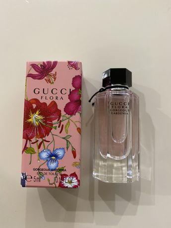 Новый парфюм духи gucci flora миниатюра 5 мл