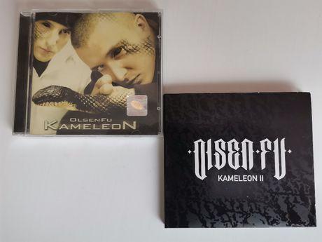 Olsen Fu - Kameleon/2005r/+Kameleon 2/2013r/2CD