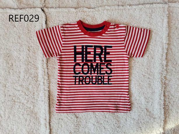 T-shirt baby REF029