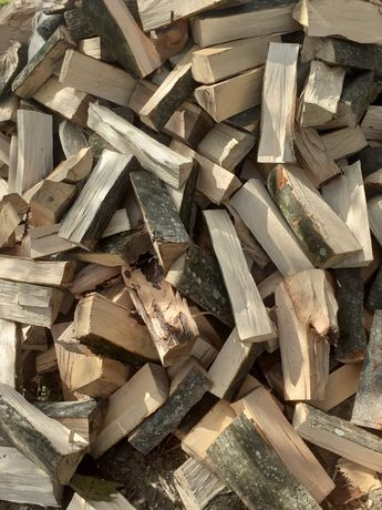 Колоті дрова з доставкою !