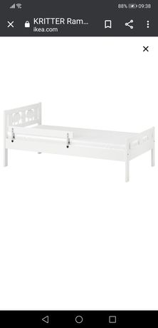 Łóżko KRITTER Ikea