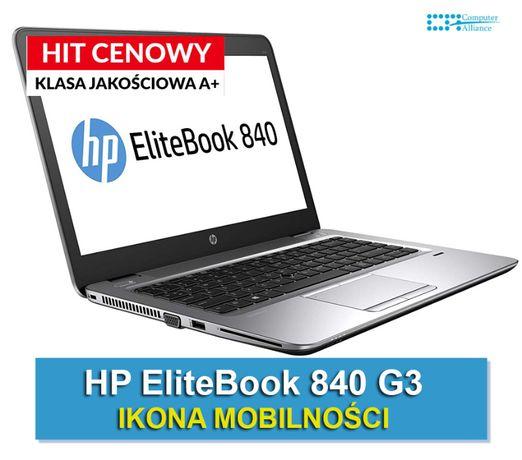 Laptop HP 840 G3   i7-6600u   8GB   240SSD   FHD IPS Klasa A+