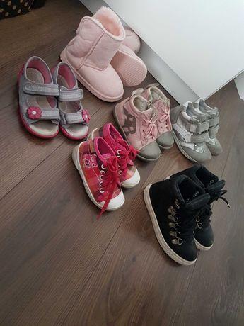 buty dziecięce jesienne i nie tylko