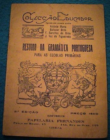 GRAMÁTICA Portuguesa Resumo)-Definições-Versos-JOSÉ AGOSTINHO.