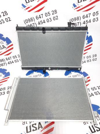 Радиатор Охлаждения Кондиционера Nissan Rogue 2013-2020 2.5 КАЧЕСТВО!