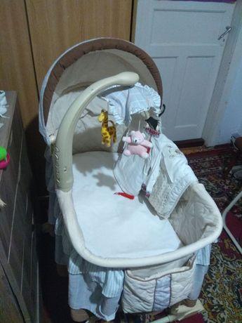 Ліжечко люлька дитяче