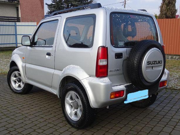 Suzuki Jimny benzyna 1.3 SPRZEDANY!!!
