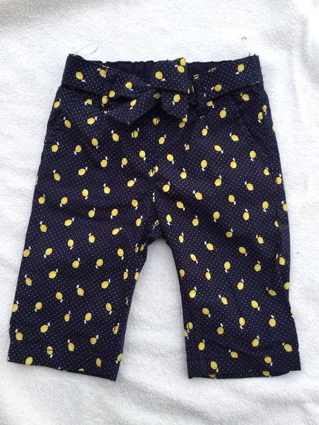 spodnie chłopięce r.68 100%bawełna