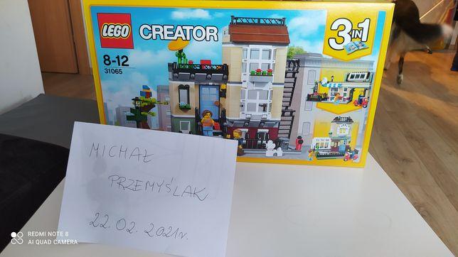 LEGO Creator 3w1 31065