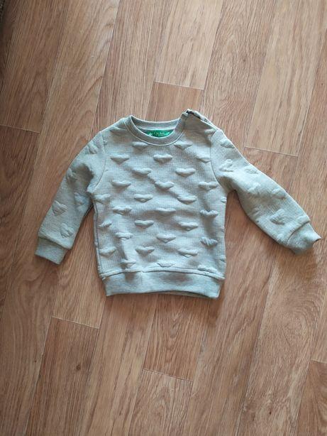 Новый детский свитер