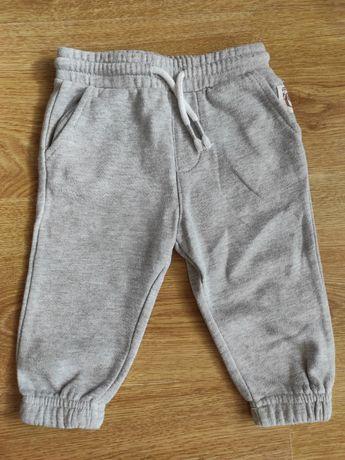 Spodnie dresowe szare 80 Reserved