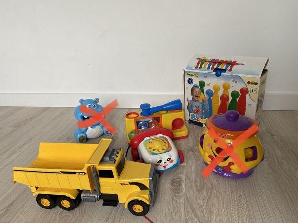 Zabawki dla dziecka/niemowlaka fisher price ikea