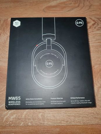 Słuchawki Bluetooth Highend Master & Dynamic MW65 kolaboracja z Leica