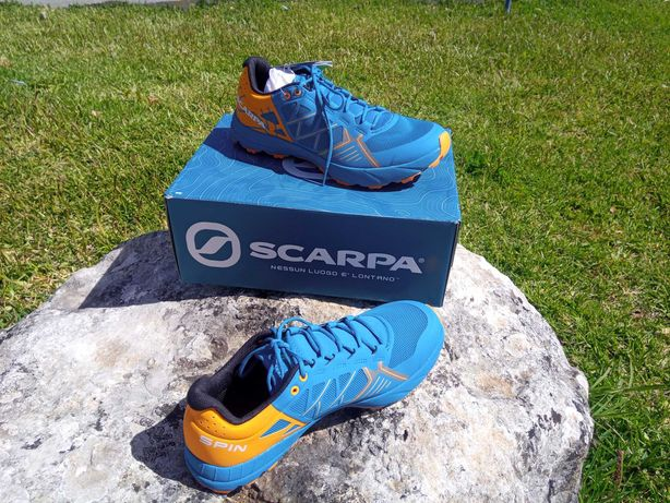Sapatilha de Trail SPIN | SCARPA
