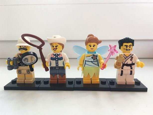 LEGO minifigures series 2, 8 - Лего минифигурки серия 2, 8 - Оригинал